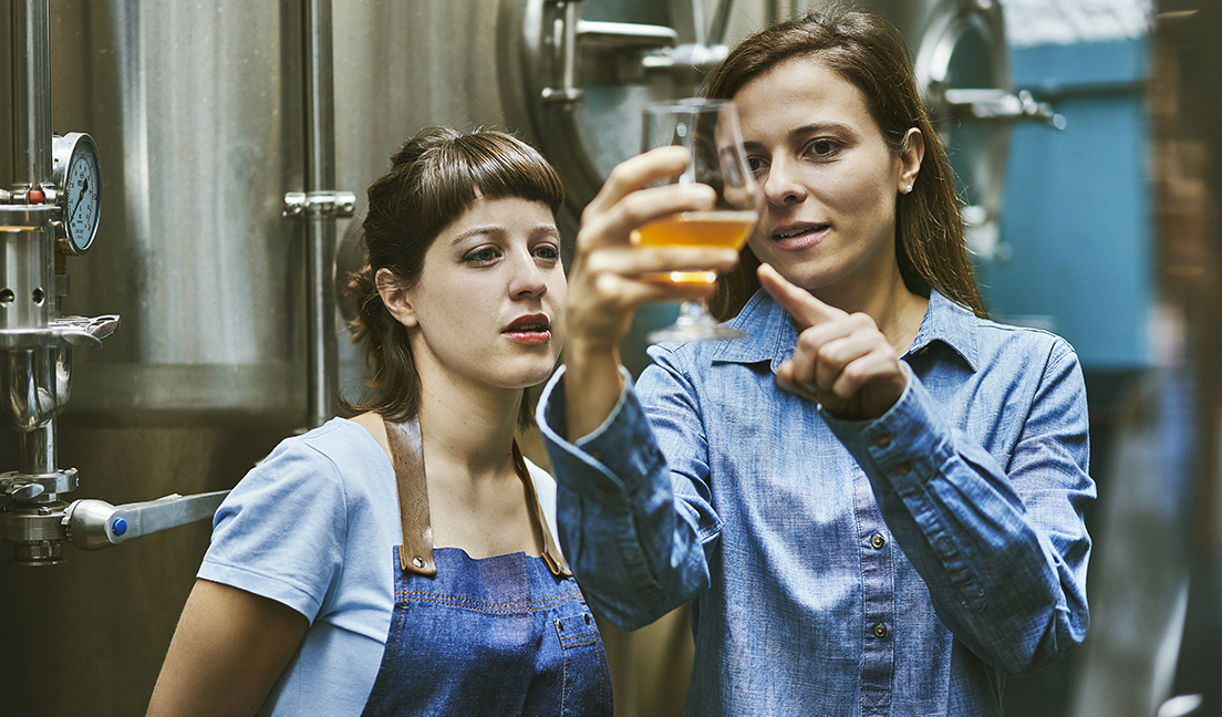 Quality Begins with Water at a Startup Craft Brewery