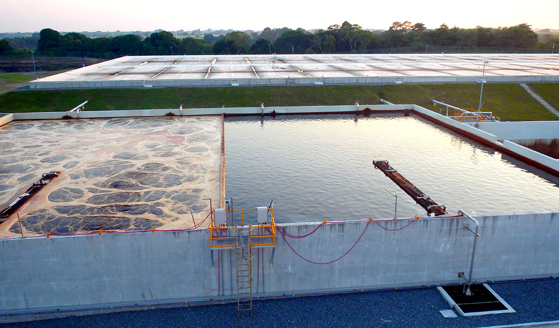 City Treats Industrial Food Processing Wastewater with ADI-BVF® Reactor