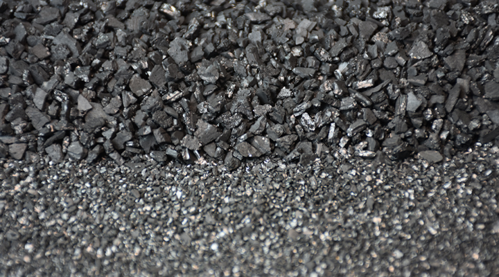 AquaCarb® Granular Activated Carbon - Reactivated