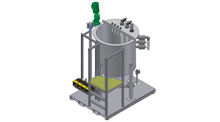 Batch Treatment Systems