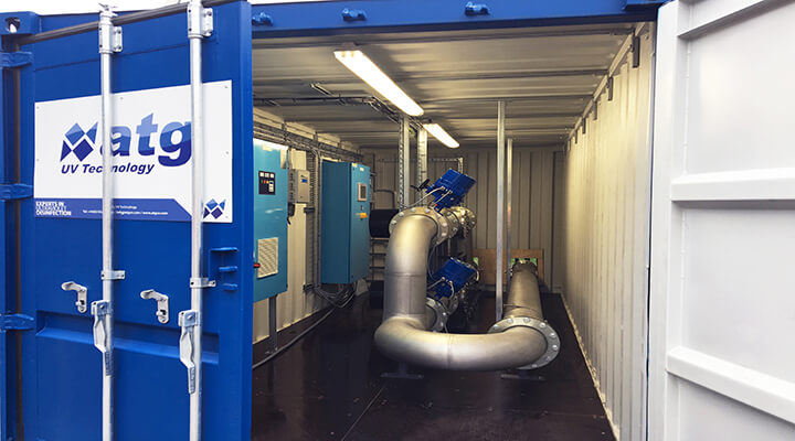 ETS-UV™ Skid/Containerized Systems