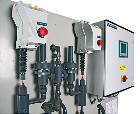 Chlorine Dioxide Generation Systems