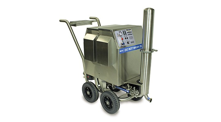 PC3 Portable Cart Ozone Packaged System