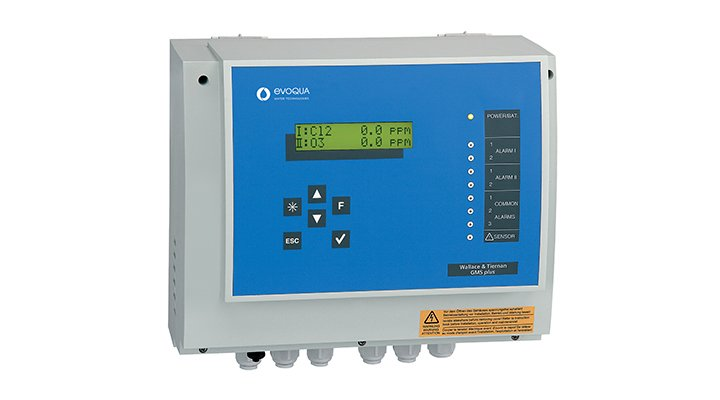 GMS Plus Multi-Function Gas Detection Systems