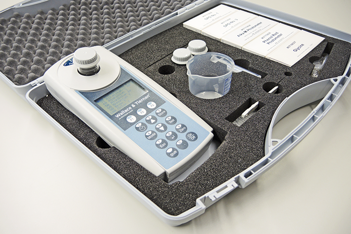 P34 Professional Mobile Photometer