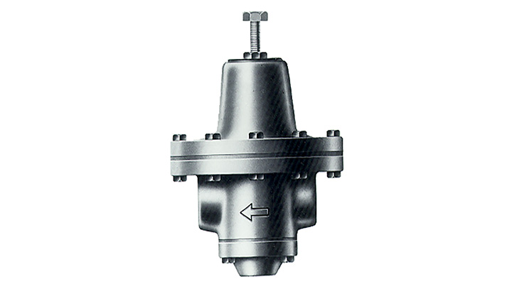 Gas Pressure Reducing Valve Series 50-185 for Chlorine, Sulphur Dioxide, and Ammonia