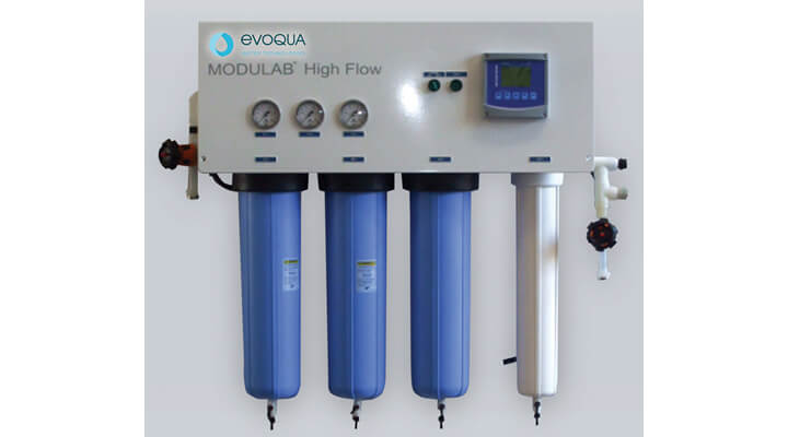 MODULAB® High Flow Water Purification System