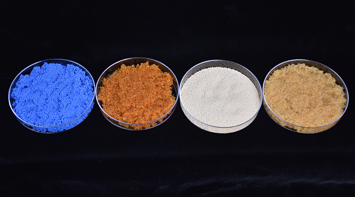 Custom Processing for Ion Exchange Resin