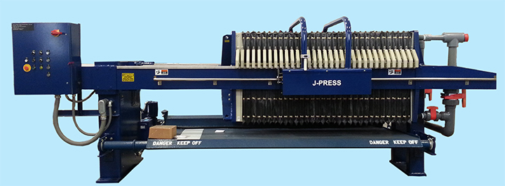 Filter Press and Pilot Press Rental