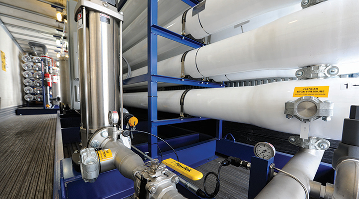 Ultrafiltration Trailer