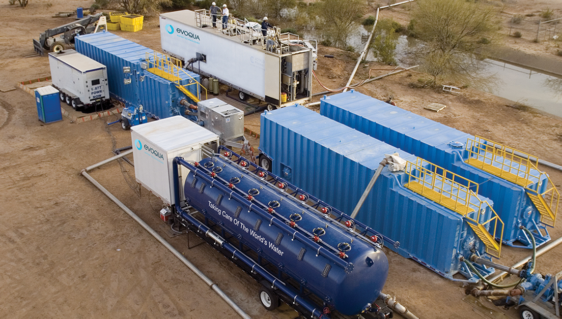 Evoqua Keeps Water Flowing for Apache Junction Residents