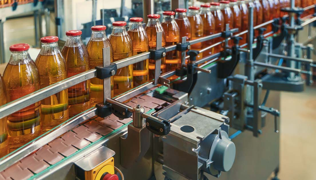 Organic Bottling Facility Ensures Product Integrity with UV Disinfection