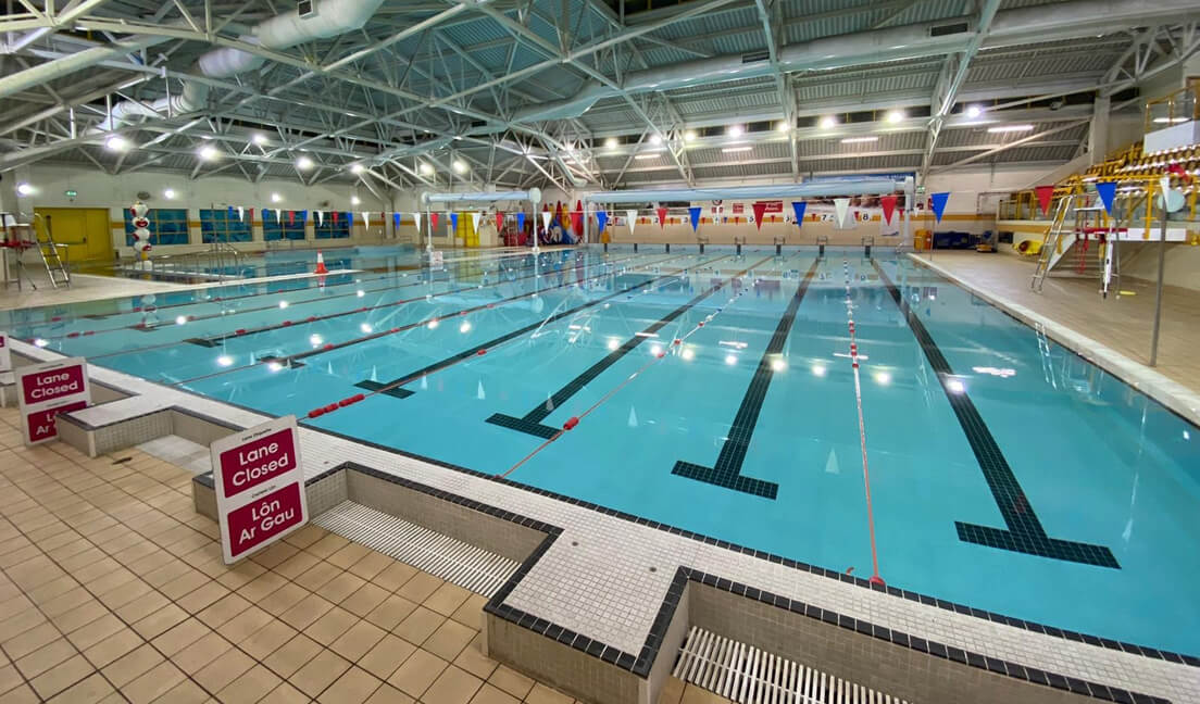 Evoqua Helps Sterling Save Water for Freedom Leisure
